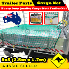 Cargo Net Ute, Dual Cabs, Trailers, Boats, 8x5 Boxtrailer 2.5m x 1.7m