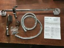 BRIZO VIRAGE FAUCET SHOWER HANDSHOWER WITH SLIDE BAR 85730-PC POLISHED CHROME