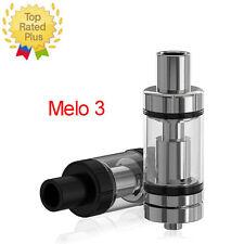 Eleaf MELO 3 Top 4ml Fill Verdampfer Atomizer für iStick Pico 75W TC MOD Silber