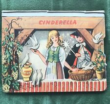 Cinderella Pop Up Book Artist Kubasta