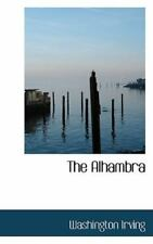 Alhambra: By Washington Irving