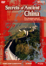 SECRETS OF ANCIENT CHINA - HISTORICAL EVOLVEMENT DOCUMENTARY DVD