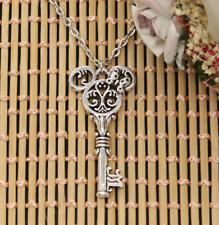 New listing Key To Magic Kingdom Mickey Mouse Necklace Walt Disney World Land Jewelry Minnie