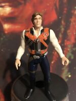 Kenner Star Wars Action Figure POTF Power of the Force Deluxe Han Solo