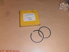 SUZUKI AP50 AP 50 NOS PISTON RINGS 1.00 O/S