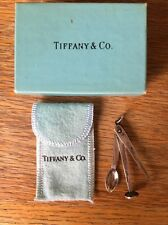 Tiffany & Co. Sterling Silver Pipe Spoon Packer Tool With Box Rare