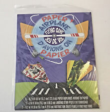 Paper Airplane Flying Game Camo Color Planes