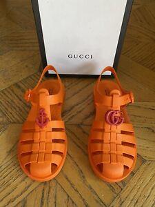 Gucci kids shoes size 30