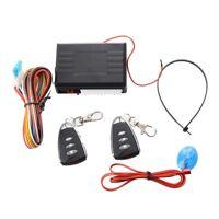 Car Remote Control Central Keyless Entry Door Lock Locking Kit T2Q4