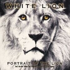 WHITE LION - PORTRAIT OF THE LION  CD  14 TRACKS HARD ROCK/HEAVY METAL  NEW+