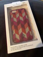 Vera Bradley Flexible Frame Case Bohemian Chevron NIB For IPhone 6/7/8