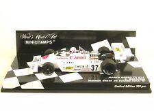 March Honda F2 812 No.37 Ganador Great 20 Corredores Race 1981 (Satoru Nakajima)