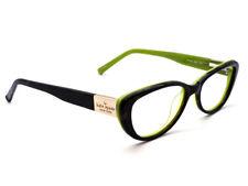 9fae41d513 Kate Spade Eyeglasses Stephie 0DV2 Tortoise Green Cat Eye Frame 49  15 135
