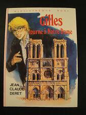 Jean-Claude Deret-B.Rose 1976- Gilles Tourne à Notre Dame