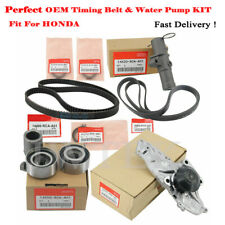 9IN1 Perfect OEM Timing Belt & Water Pump Kit For HONDA/ACURA Accord Odyssey V6