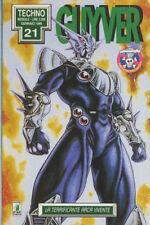 manga STAR COMICS GUYVER numero 21