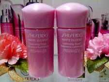 "☾2 PCS☽Shiseido White Lucent Luminizing Surge◆☾15ml☽◆☾Resistant Dark Spots☽""F/P"""