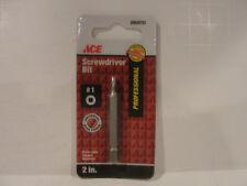 "Ace 2"" Screwdriver Bit # 1, 2059731"