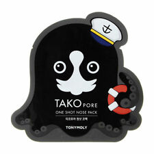 Tony Moly Tako Pore One Shot Nose Pack/ Korean Cosmetics UK