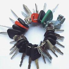 40 Keys Heavy Equipment / Construction Ignition Key Set CAT case Deere Volvo