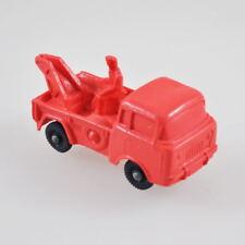 Tomte Lardal - Jeep Tow Truck - Abschlepper - Abschleppwagen - rot / red