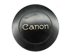 Canon 84mm Metal Slip On Front Camera Lens Cap For FD Mount 300mm f/4