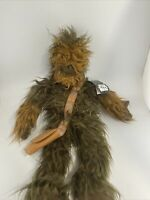 New! 🔴 Star Wars Jay Franco Plush Stuffed Chewbacca Kids Super Soft Official