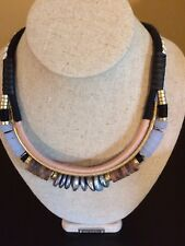 Stella And Dot Alay Statement Necklace - Fall 2017 - New In Box
