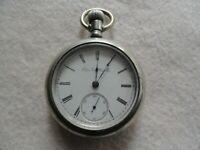 Elgin Mechanical Wind Up Vintage Pocket Watch