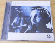 We're Only in It for the Money: 20 Years of Massproduktion (1999) Compilation CD