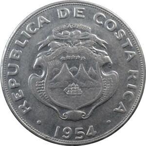 COSTA RICA - COLON - 1954