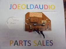 Technics SL-1700 MKii Original Fuse Board. Part # SFDP172-05. Tested.