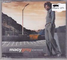Macy Gray-Why Didnt You Call Me Promo cd single