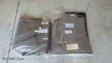 NEW OEM TOYOTA SEQUOIA 2001-2004 OAK CARPET FLOOR  3RD ROW SEAT AND CARGO MATS