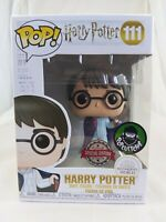 Harry Potter Funko Pop - Harry Potter with Invisibility Cloak - No. 111