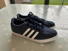 New listing BNWOT Adidas Womens Courtset Tennis Suede Shoes UK Size 5.5 Navy Blue