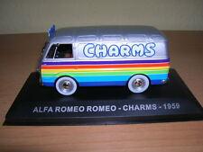 """Atlas Alfa Romeo Romeo """"Charms"""" Alemagna Transporter Baujahr 1959, 1:43"""
