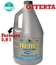 TRITEC 14 (3.8 lt) - INSETTO REPELLENTE per CAVALLI contro mosche tafani