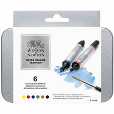 Multi-Coloured Winsor & Newton Painting