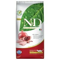 N&D GATTI GRAIN FREE NEUTERED POLLO/MELOGRANO 1,5 KG