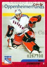 2003-04 O-pee-chee Red #253 Mike Dunham
