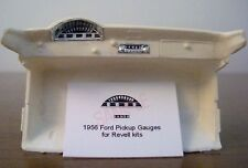 1956 FORD F-100 PICKUP TRUCK GAUGE FACES for 1/25 scale REVELL KITS