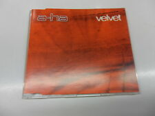 Cd   a-ha  – Velvet