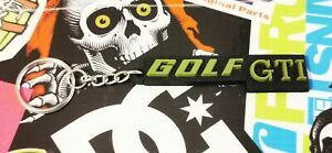 VW Golf Mk1 Gti Key Ring Rear Badge