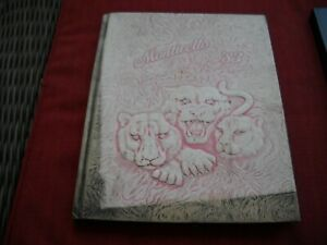 "1983 Thomas Jefferson High School Yearbook ""Monticello"" Pittsburgh,Pennsylvania"