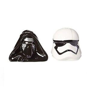 Star Wars - Kylo Ren & Stormtrooper Salt and Pepper Set - Loot - BRAND NEW