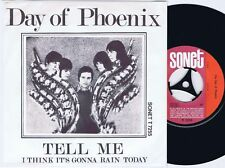 DAY OF PHOENIX Tell Me Danish 45PS 1968 Psych Culpeper's Orchard PHOTOCOPY COVER