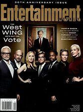 Entertainment Weekly Magazine September 2020 Martin Sheen Vote THE WEST WING