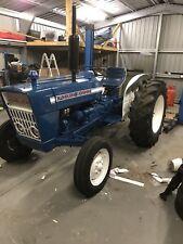 ORIGINAL FORD3000 tractor