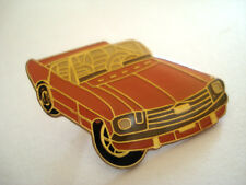 PINS VOITURE DECAPOTABLE MARRON VINTAGE PIN'S wxc k